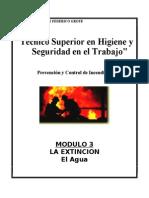 Modulo I-3 - La Extincion-Agua