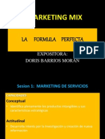 1º SESIÓN- fundamentos de marketing mix