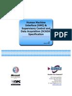Wp-HMI SCADA Specification