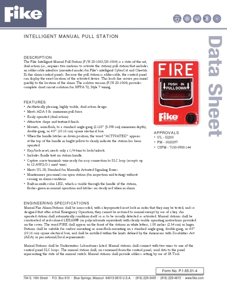Actuador de Alarmas | Manufactured Goods | Electrical Engineering