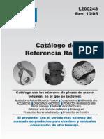Haldex Catalogo Frenos