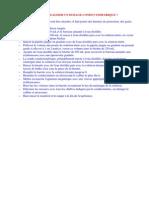 Comment Realiser Un Dosage Conductimetrique