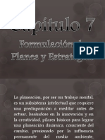 ADMINISTRACION CAPITULO 7