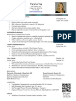 Resume 12/12/13