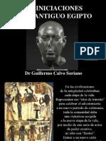 Las Iniciaciones en El Antiguo Egipto
