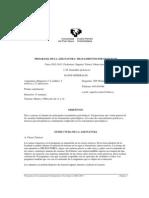 Programa Tratamientos 2012-13