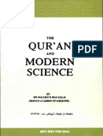 Qur'an and Modern Science