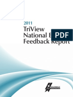 2011 TriView Feedback Report