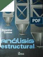 Analisis Extructural - Cuevas