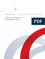 UC Software 4 1 0 Administrators Guide