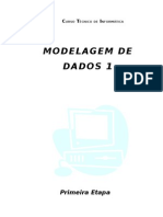 Apostila de Modelagem de Dados
