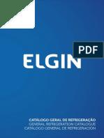 Elgin Catalogo Geral de Refrigeracao