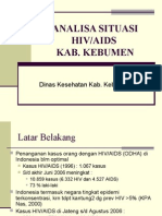 Analisa Situasi Hiv