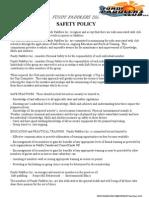 fundypaddlersclubinc com legal safety policy 081208