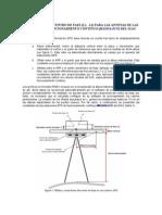 Variaciones Del Centro de Fase (L1, L2)