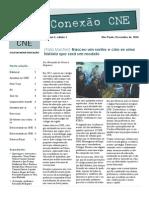 Conexão CNE - Primeira Edição