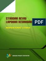STANDAR REVIU LAPORAN KEUANGAN BPS-RI