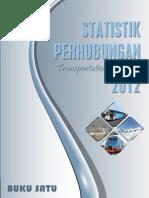 Statistik Perhubungan 2012 Full