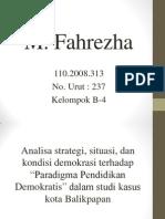 PPT Kuis Kwn M. Fahrezha