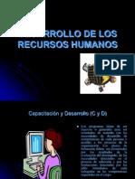 Desarrollo de Los Recursos Humanos33