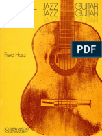 152241027 Classical Jazz Guitar Fred Harz