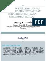 Teknik Pengambilan Pap Smear