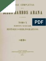 Entierros, Barros Arana