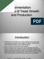 Fermentation Lecture 11