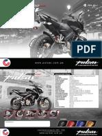 Pulsar 200 NS Brochure