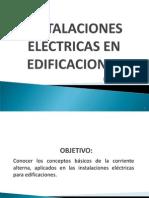 Instalaciones Electricas en Edificaciones