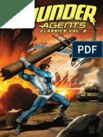 T.H.U.N.D.E.R. Agents Classics, Vol. 2 Preview
