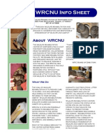 wrcnu info sheet
