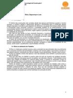 Capiítulo 1 - Considerações iniciais - Ética, Segurança e Leis