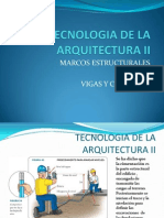 Tecnologia de La Arquitectura II Clase No 2