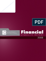 Financial Stability Report 2008