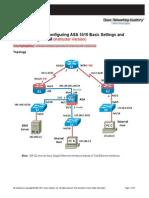 Ccnasv1.1 Chp10 Lab-f Asa5510-Fw-Asdm Instructor