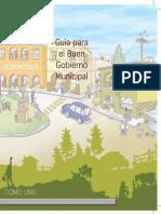 Guia Para El Buen Gobierno Municipal