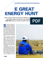 The Great Energy Hunt