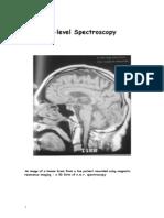 52 Spectroscopy