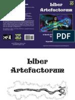 True20 - Liber Artefactorum a World of Nevermore Supplement 2006 English