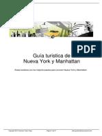 Guia Turistica de Nueva York y Manhattan