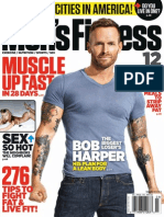 Mens Fitness USA 2012 03 March
