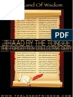 Jihaad by the Tongue - The Forgotten Collective Duty