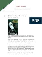 """""""The Darwin Compendium"""" (2005) _ Geotrek Indonesia"""