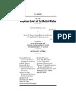 Motion to Affirm, Kostick v. Nago, No. 13-456 (Nov. 12, 2013)