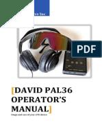 Pal36 Manual