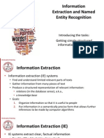 Information Extraction and Named Entity Recognition-2
