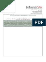 Guimenez, Sandra - Políticas Sociales y Los Dilemas de la Participación