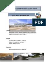 Informacion Actual de Los Parques Infantiles