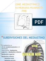 Sindrome Mediastinico Percy Rb